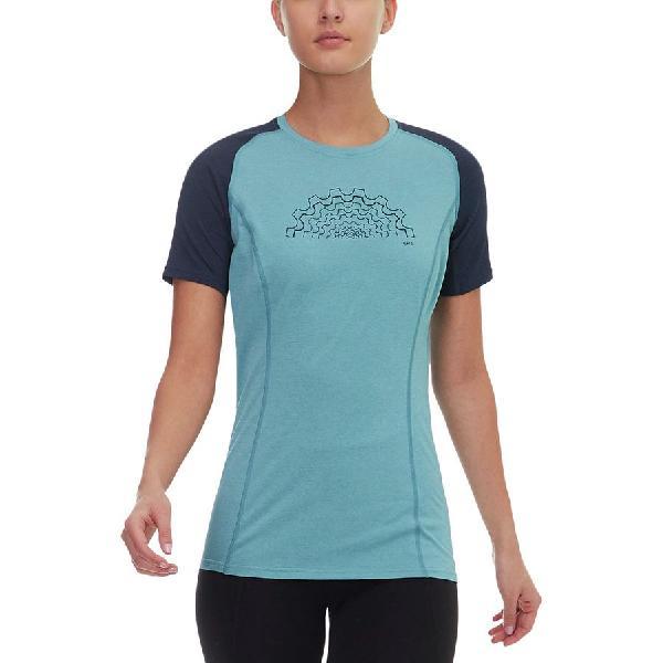定番 (取寄)ノローナ フィオーロ レディース フィオーロ イコライザー ライトウェイト イコライザー Tシャツ Norrona Blue Women Fjora Equaliser Lightweight T-Shirt Indigo Night/Trick Blue, 山中湖村:ed54f80a --- totem-info.com