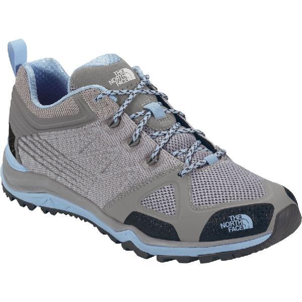 (取寄)ノースフェイス レディース ウルトラ ファストパック 2 ハイキングシューズ The North Face Women Ultra Fastpack II Hiking Shoe Foil Grey/Powder Blue