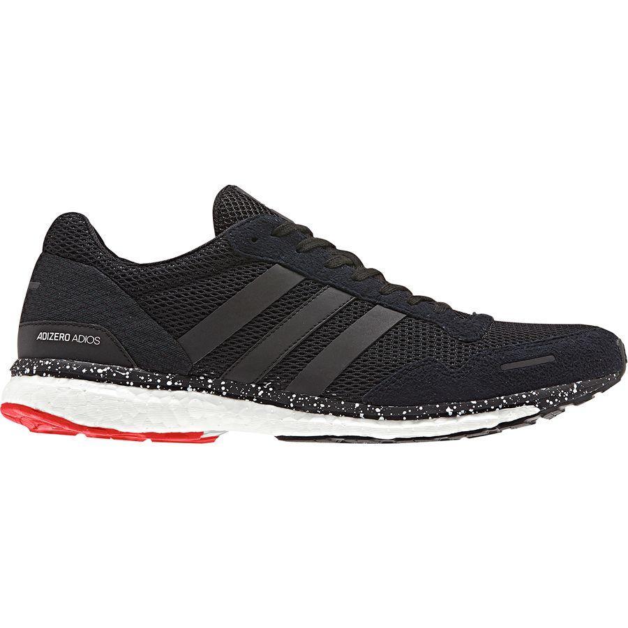 (取寄)アディダス メンズ アディゼロ アディオス 3ブースト ランニングシューズ Adidas Men's Adizero Adios 3 Boost Running Shoe Hi-res Red S18/Core Black/Bright Blue