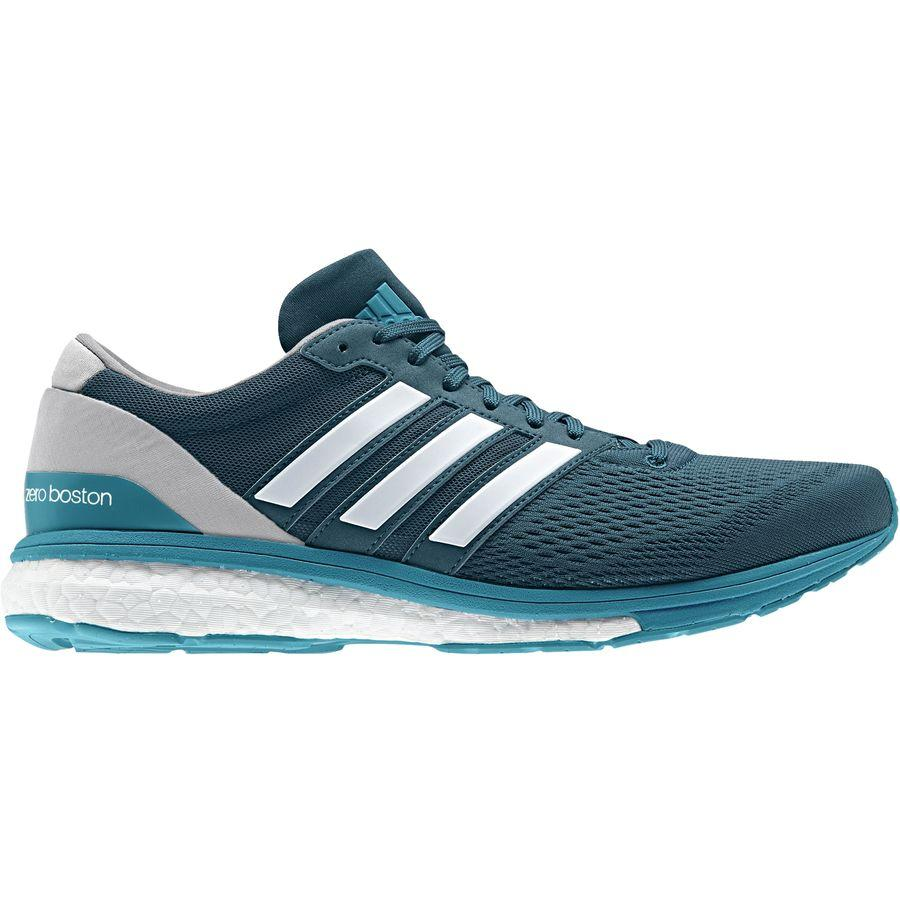 (取寄)アディダス メンズ アディゼロ ボストン 6 ランニングシューズ Adidas Men's Adizero Boston 6 Running Shoe Petrol Night/Footwear White/Mystery Petrol
