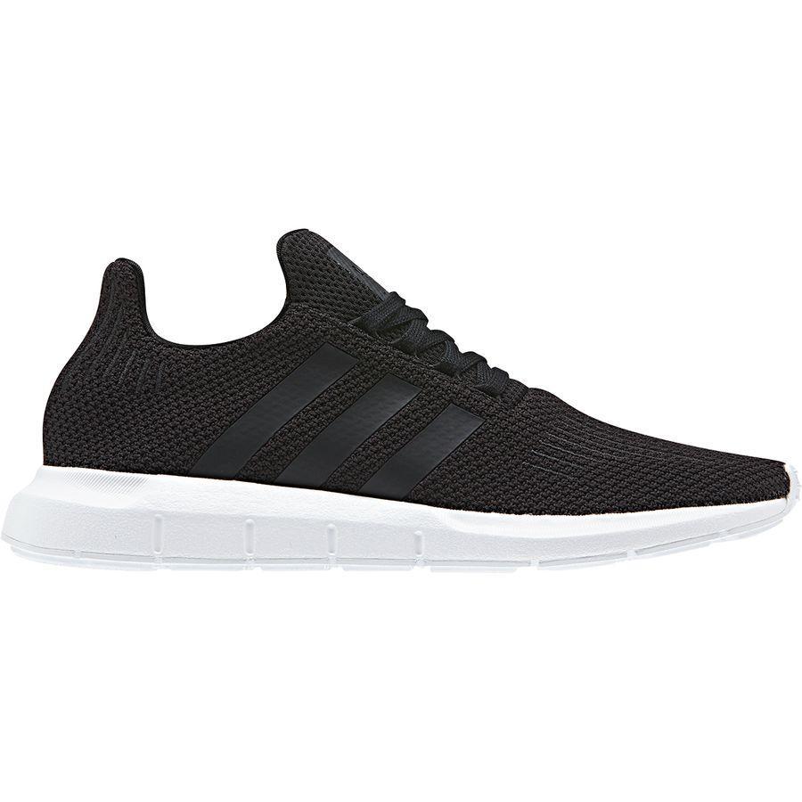 (取寄)アディダス メンズ スウィフト ラン シューズ Adidas Men's Swift Run Shoe Black/Black/White18