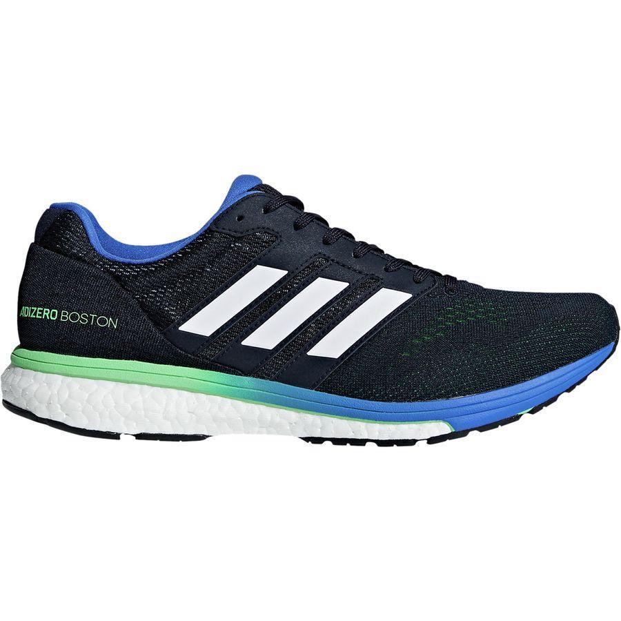 (取寄)アディダス メンズ アディゼロ ボストン 7 ランニングシューズ Adidas Men's Adizero Boston 7 Running Shoe Legend Ink F17/Shock Lime F18/Hi-res Blue S18