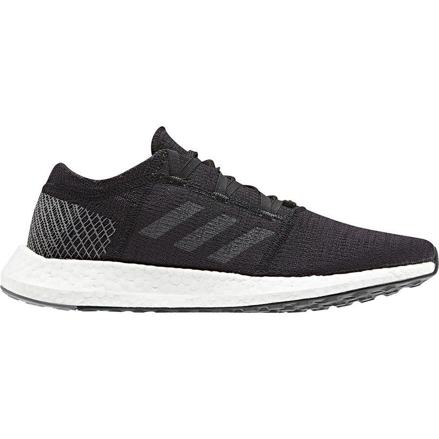 (取寄)アディダス レディース ピュアブースト エレメント ランニングシューズ Adidas Women Pureboost Element Running Shoe Core Black/Grey Five/Grey Four F17