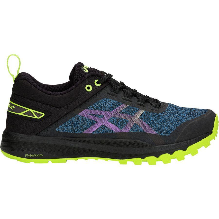 (取寄)アシックス レディース ゲッコー XTトレイル ランニングシューズ Asics Women Gecko XT Trail Running Shoe Aquarium/Black