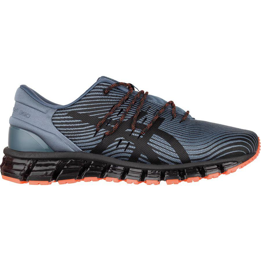 (取寄)アシックス メンズ Gel-Quantum360 4 ランニングシューズ Asics Men's Gel-Quantum 360 4 Running Shoe Iron Clad/Black