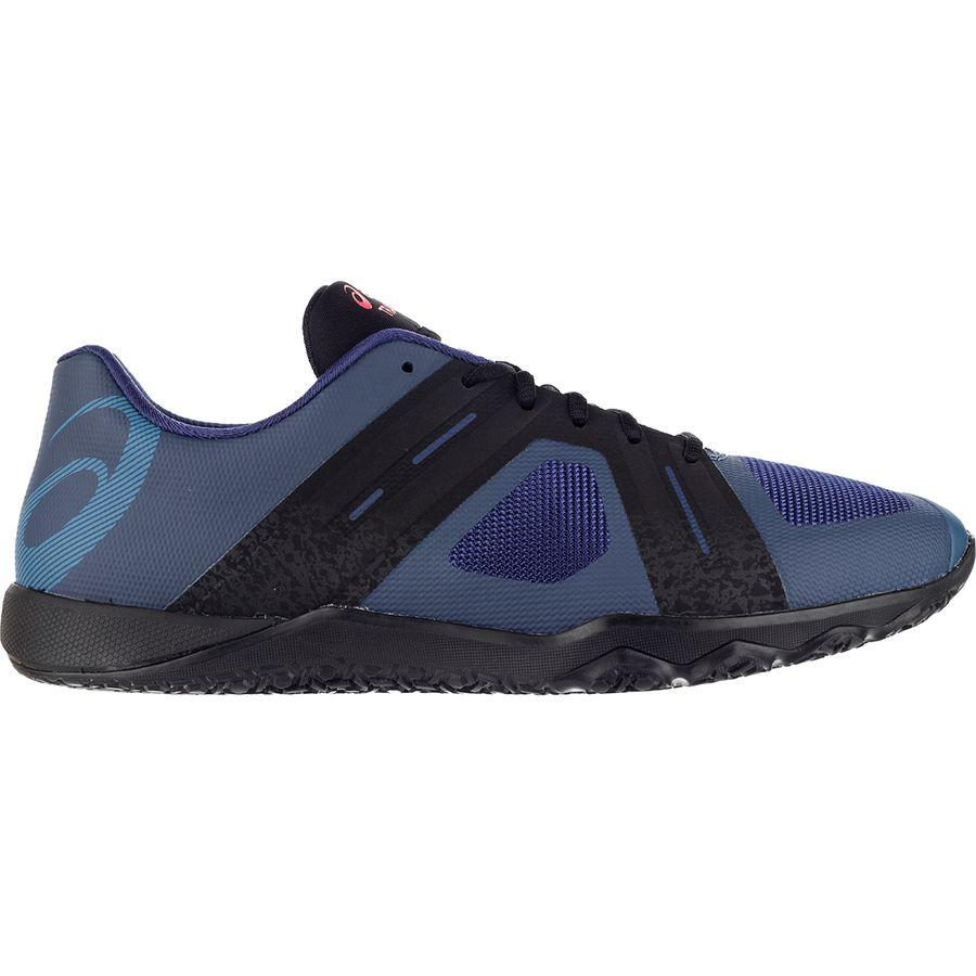 (取寄)アシックス メンズ コンヴィクション X 2 シューズ Asics Men's Conviction X 2 Shoe Deep Ocean/Black