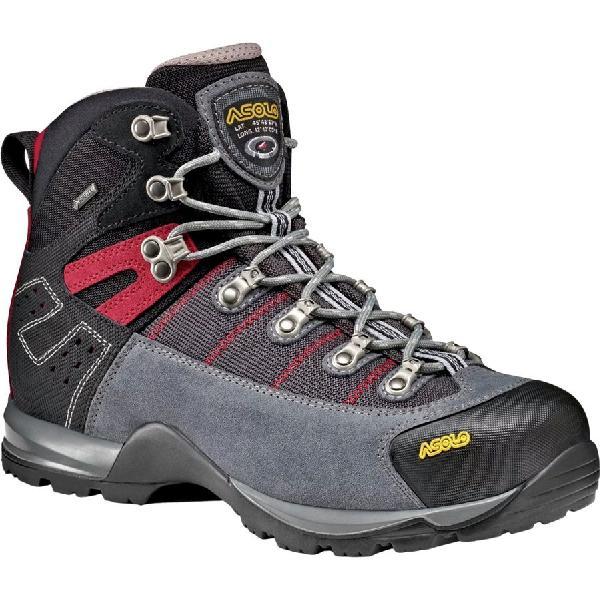 (取寄)アゾロ メンズ フュージティブ Gore-Tex ブーツ Asolo Men's Fugitive Gore-Tex Boot Grey/Gunmetal