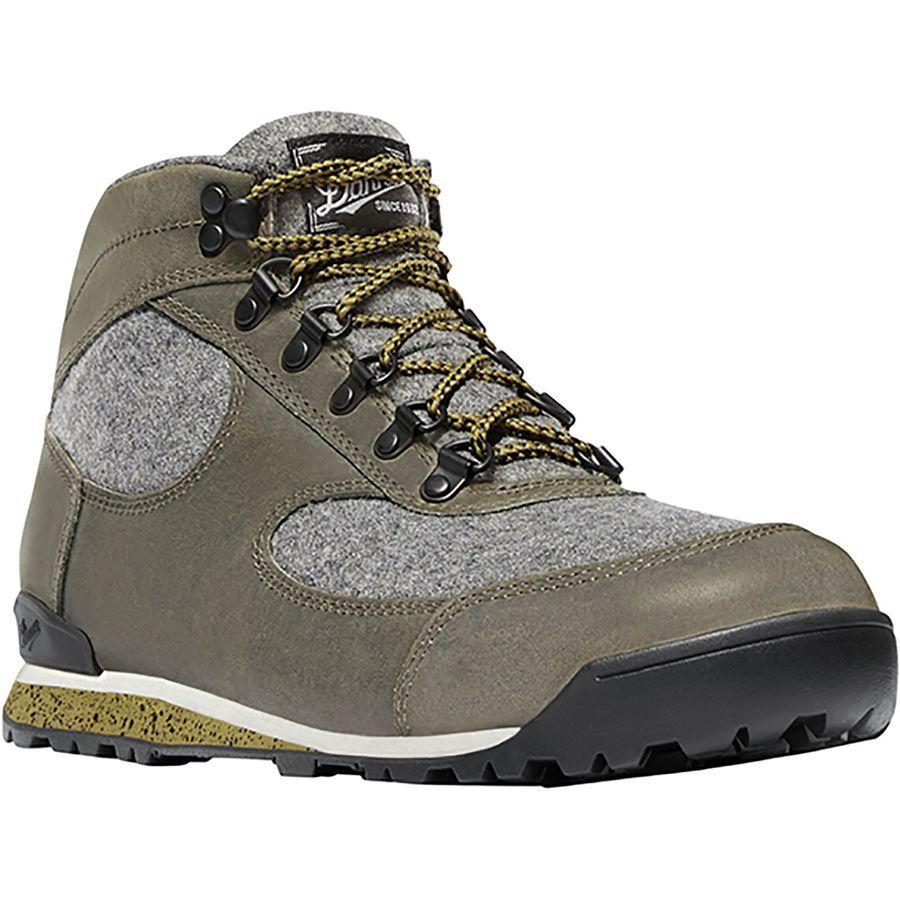 (取寄)ダナー メンズ ジャグ ウール ブーツ Danner Men's Jag Wool Boot Smoke Gray