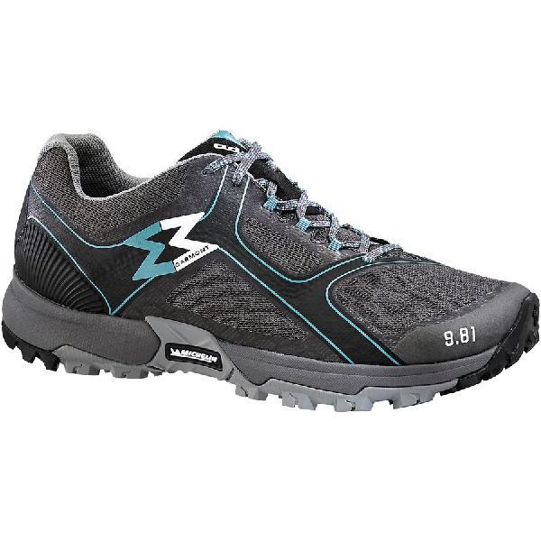 (取寄)ガルモント レディース 9.81ファスト ハイキングシューズ Garmont Women 9.81 Fast Hiking Shoe Light Grey/Aqua Blue