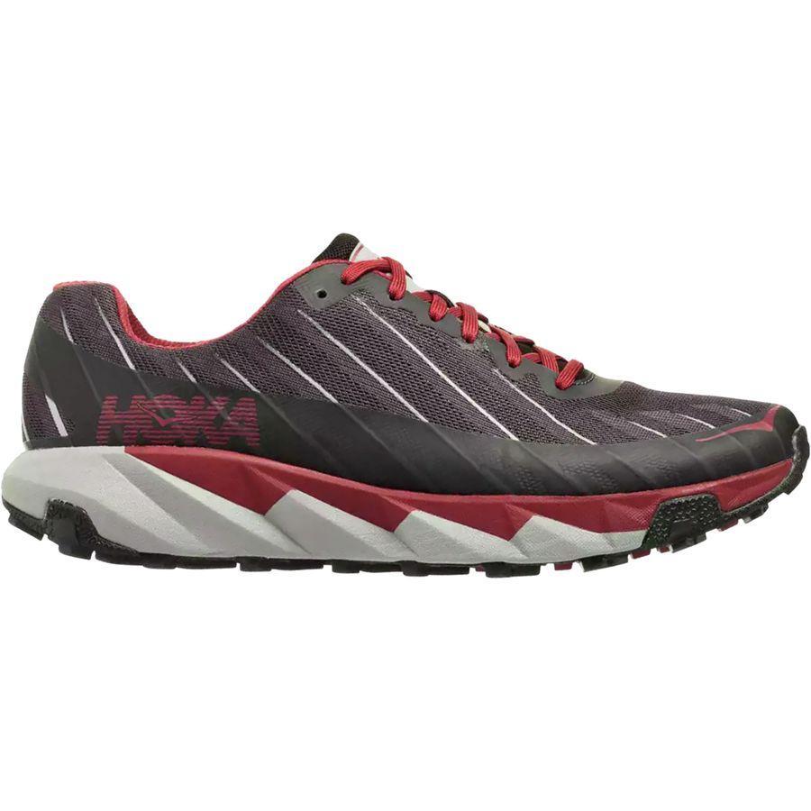 (取寄)ホカ オネオネ メンズ トレント トレイル ランニングシューズ Hoka One One Men's Torrent Trail Running Shoe Nine Iron/Black