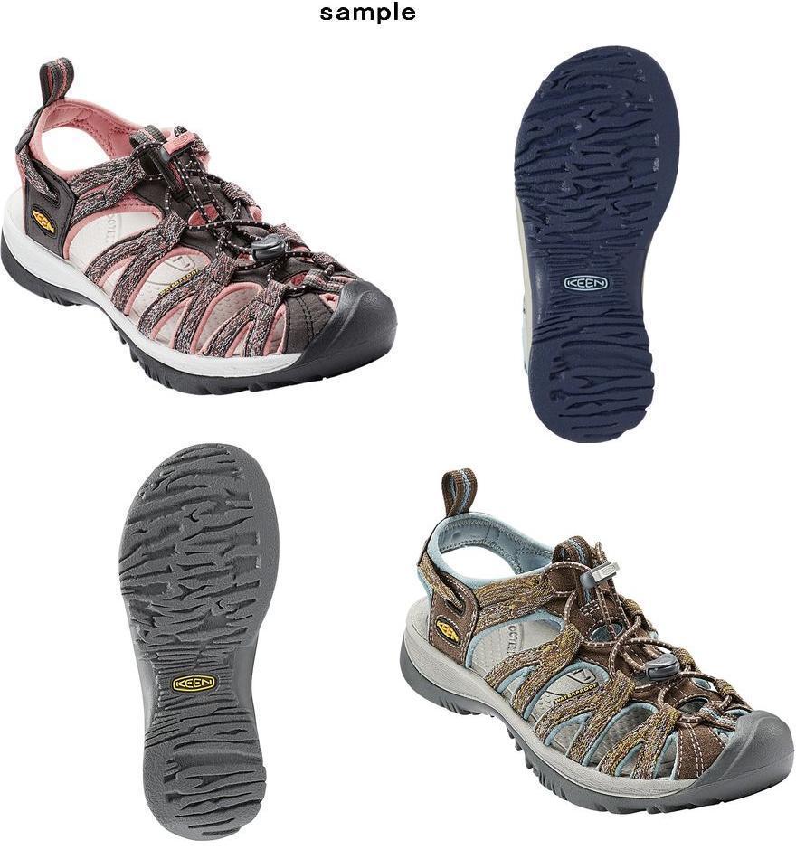 50742364b528 (order) Kean Lady s we spar sandals KEEN Women Whisper Sandal Sterling Blue Dress  Blue