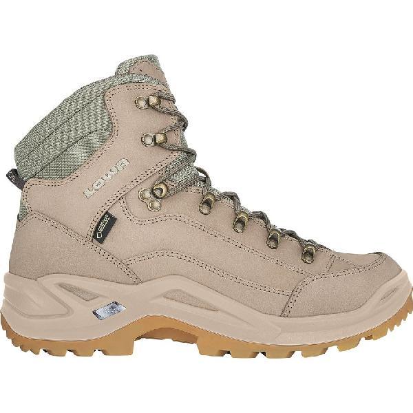(取寄)ローバー メンズ レネゲード Gtx ミッド ハイキング ブーツ Lowa Men's Renegade GTX Mid Hiking Boot Beige