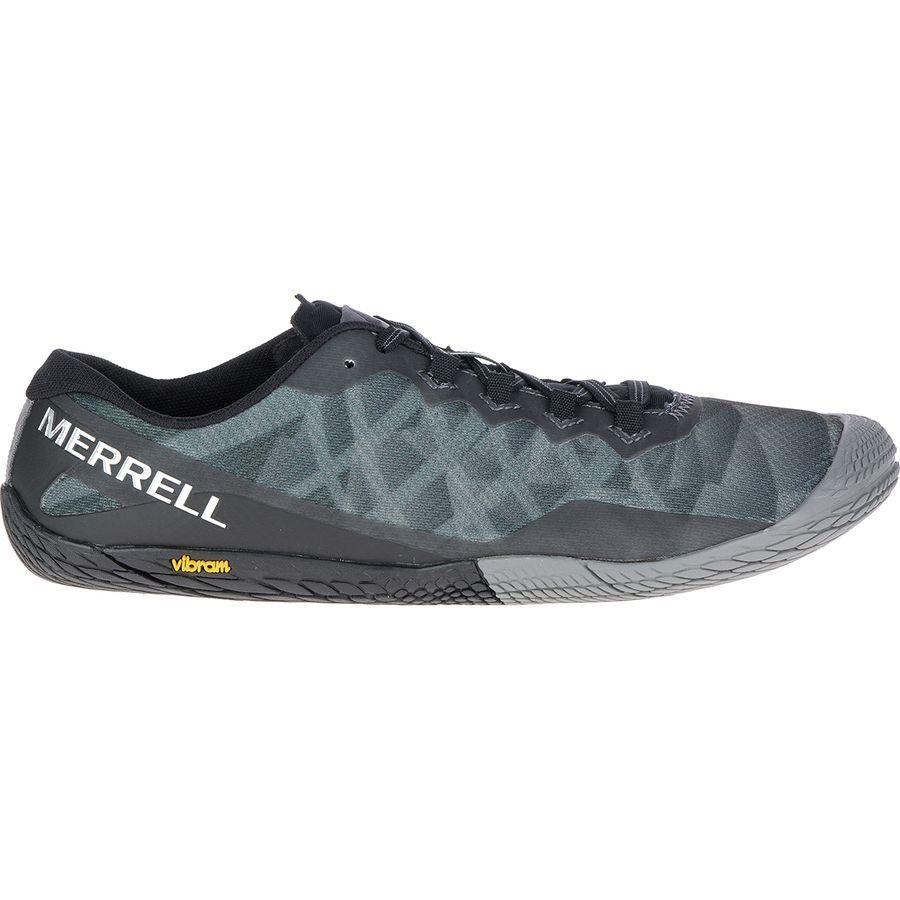(取寄)メレル メンズ ヴェイパー グローブ 3 シューズ Merrell Men's Vapor Glove 3 Shoe Black/Lime
