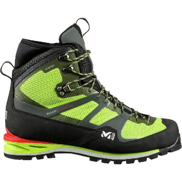 (取寄)ミレー エレベーション Gtx ブーツ Millet Men's Elevation GTX Boot Acid Green