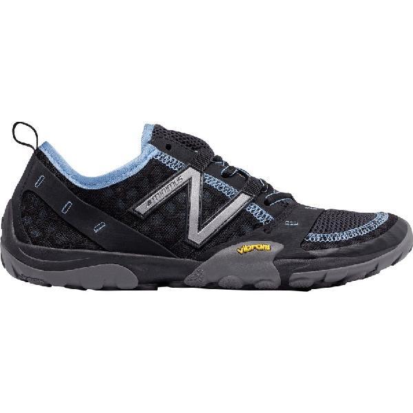 (取寄)ニューバランス レディース 10v1ミニマス ランニングシューズ New Balance Women 10v1 Minimus Running Shoe Black/Blue