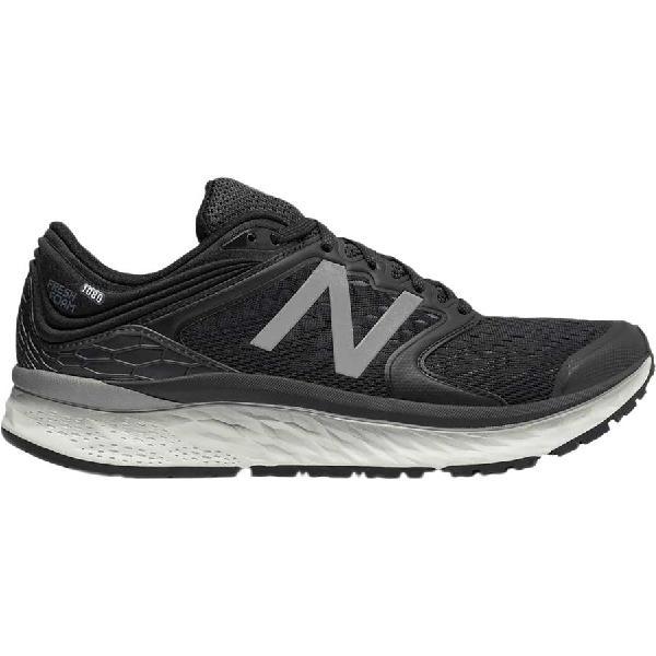 (取寄)ニューバランス メンズ 1080v8 ランニングシューズ New Balance Men's 1080v8 Running Shoe Black/White