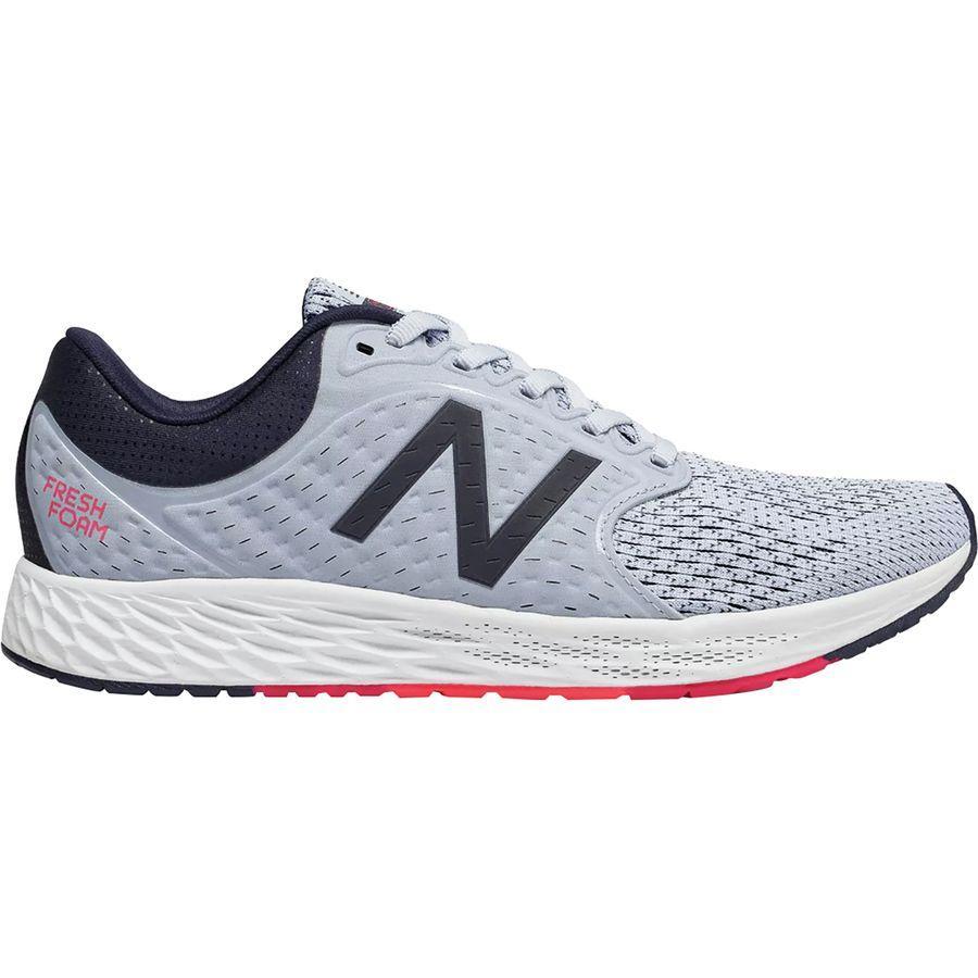 (取寄)ニューバランス レディース フレッシュ フォーム ザンテ v4 ランニングシューズ New Balance Women Fresh Foam Zante v4 Running Shoe Ice Blue/Pigment