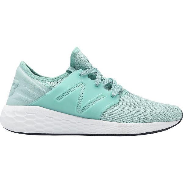 (取寄)ニューバランス レディース フレッシュ フォーム クルーズ v2スポーツ ランニングシューズ New Balance Women Fresh Foam Cruz v2 Sport Running Shoe Mineral Sage/White