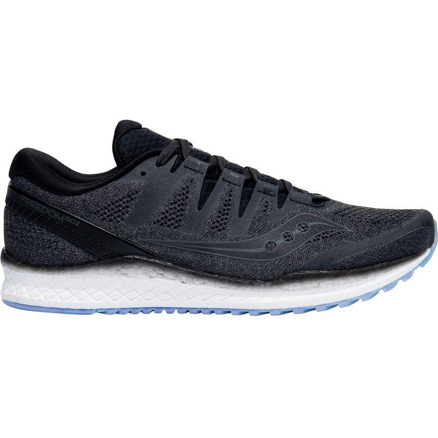 (取寄)サッカニー メンズ フリーダム アイエスオー 2 ランニングシューズ Saucony Men's Freedom ISO 2 Running Shoe Black