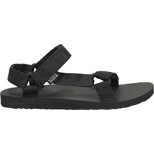 (取寄)テバ メンズ オリジナル ユニバーサル アーバン サンダル Teva Men's Original Universal Urban Sandal Black