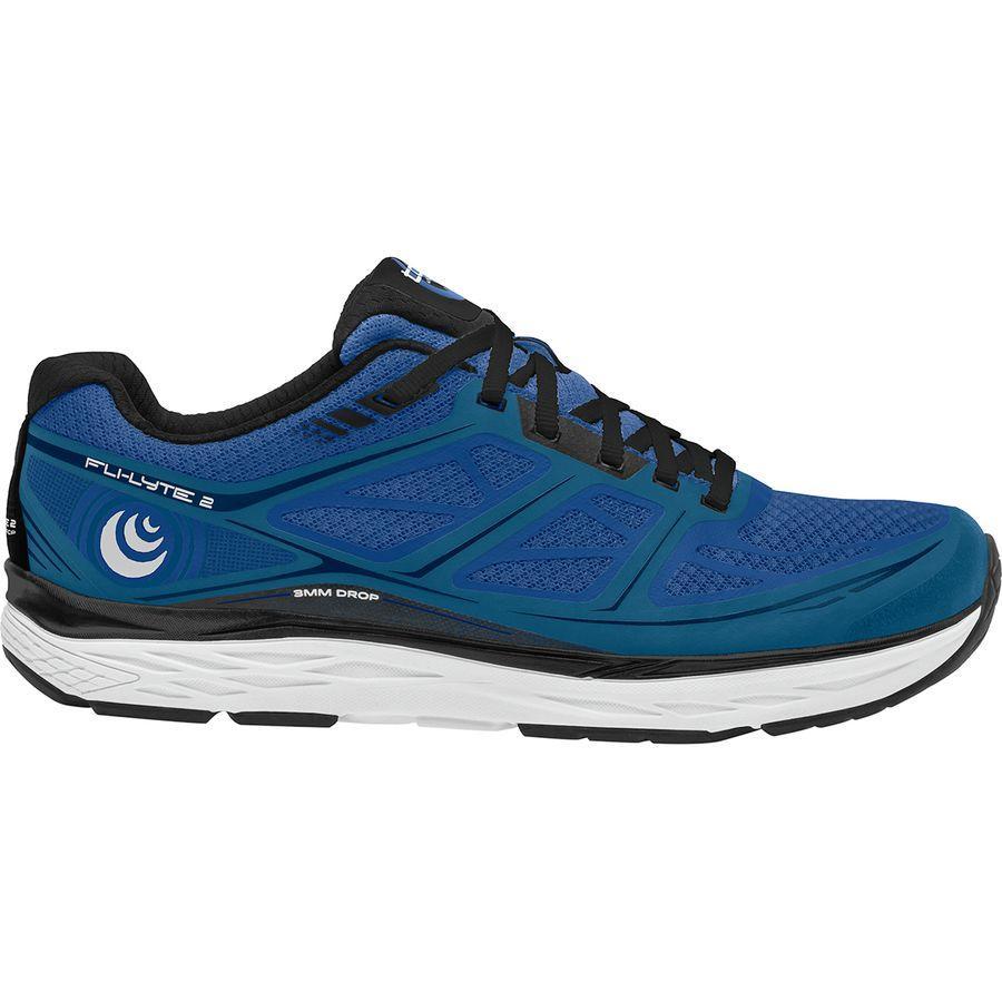 (取寄)トポアスレチック メンズ Fli-Lyte2 ランニングシューズ Topo Athletic Men's Fli-Lyte 2 Running Shoe Blue/Black
