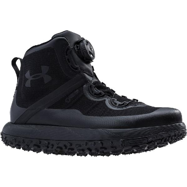 (取寄)アンダーアーマー メンズ ファット タイヤ Gtx ハイキング ブーツ Under Armour Men's Fat Tire GTX Hiking Boot Black/Black/Black