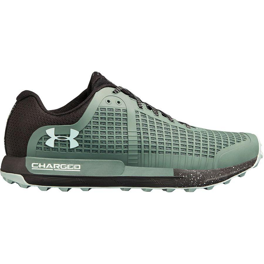 (取寄)アンダーアーマー メンズ ホライズン BPFトレイル ランニングシューズ Under Armour Men's Horizon BPF Trail Running Shoe Toddy Green/Black/Fisher Green