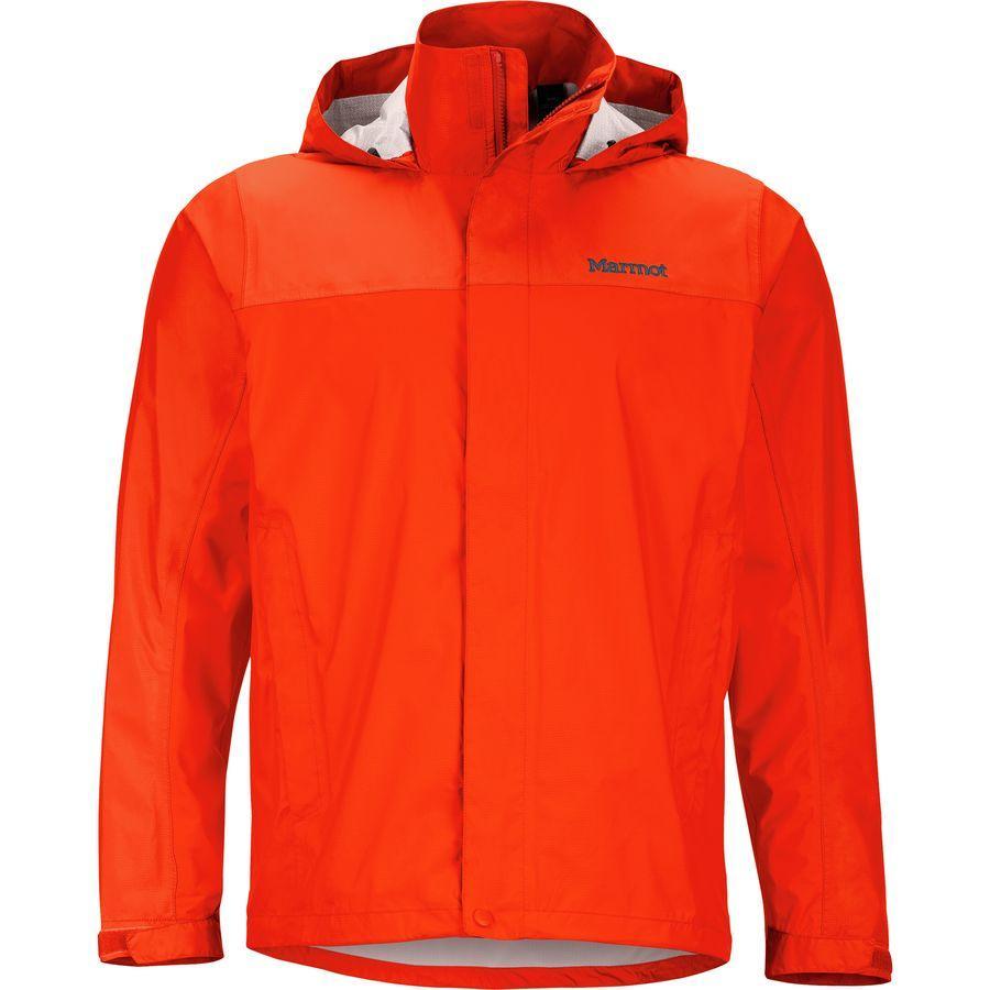 (取寄)マーモット メンズ PreCip ジャケット Marmot Men's PreCip Jacket Mars Orange
