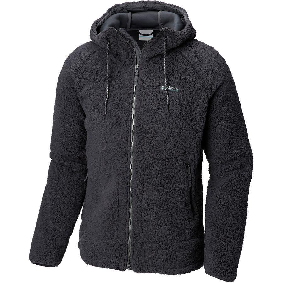 (取寄)コロンビア メンズ CSC シェルパ ジャケット Columbia Men's CSC Sherpa Jacket Black