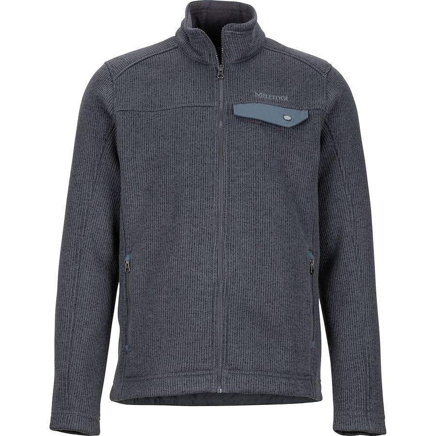 (取寄)マーモット メンズ ポーチャー パイル フリース ジャケット Marmot Men's Poacher Pile Fleece Jacket Slate Grey Heather