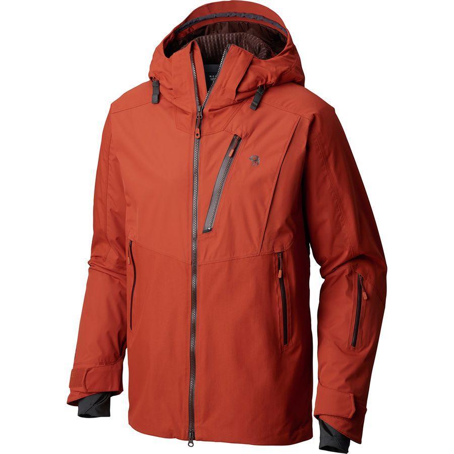 (取寄)マウンテンハードウェア メンズ ファイアフォール ジャケット Mountain Hardwear Men's Firefall Jacket Dark Copper