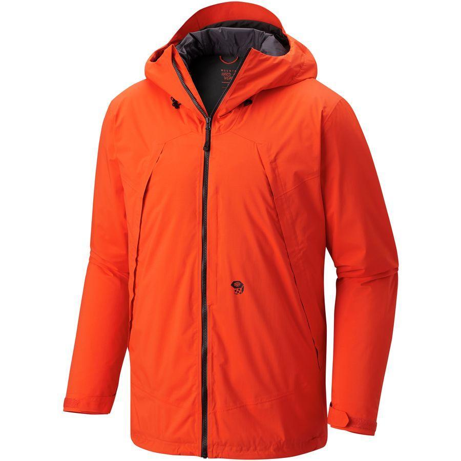 (取寄)マウンテンハードウェア メンズ マローダー インサレーテッド ジャケット Mountain Hardwear Men's Marauder Insulated Jacket State Orange