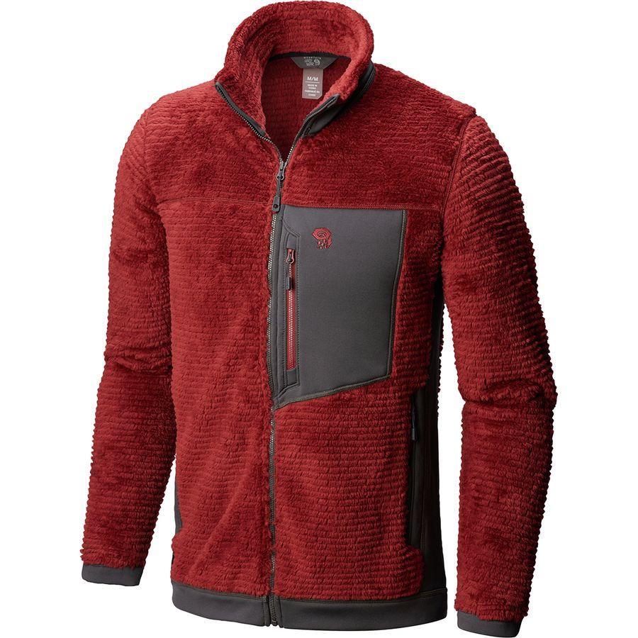 (取寄)マウンテンハードウェア メンズ モンキー メンズ フリース ジャケット Mountain Hardwear Men's Monkey Man Fleece Jacket Smith Rock