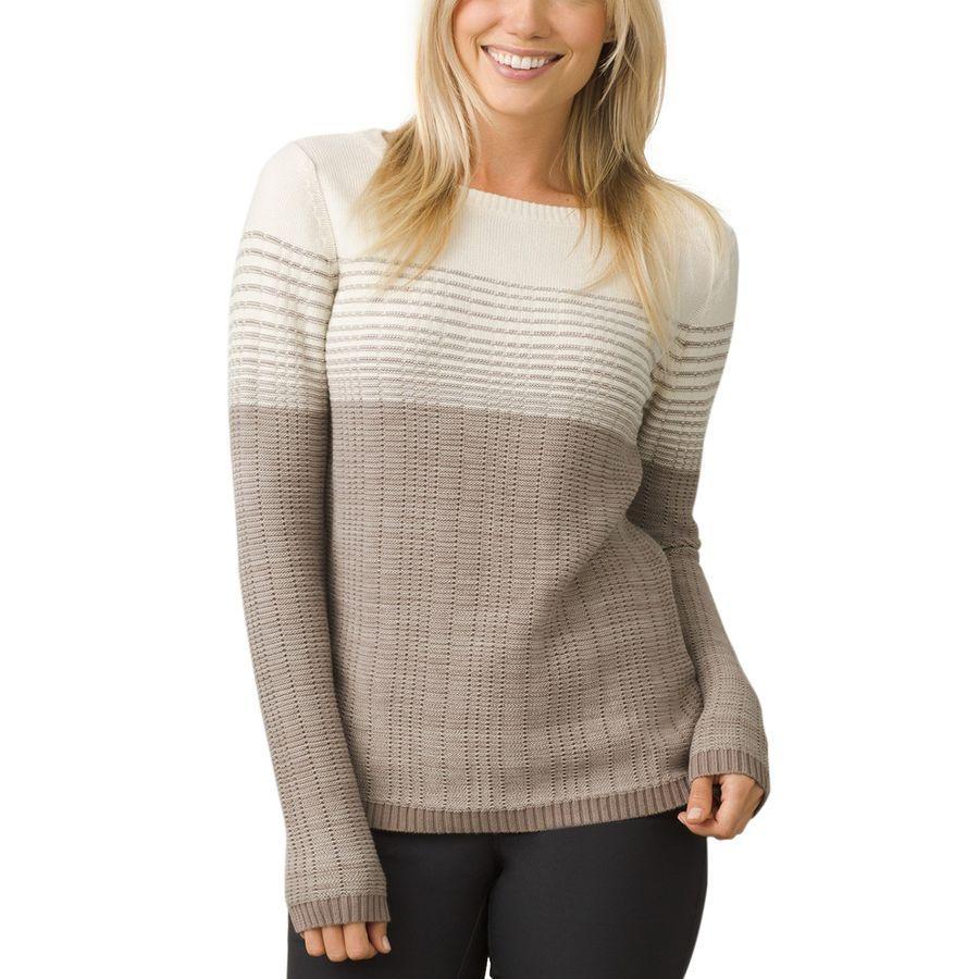 (取寄)プラナ レディース マロリー セーター Prana Women Mallorey Sweater Winter