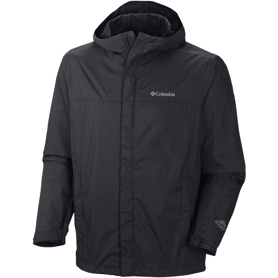 【超歓迎された】 (取寄)コロンビア メンズ ウォータータイト 2 ジャケット ジャケット Columbia Men's 2 Watertight II II Jacket Black, イワキシ:e099a840 --- clftranspo.dominiotemporario.com