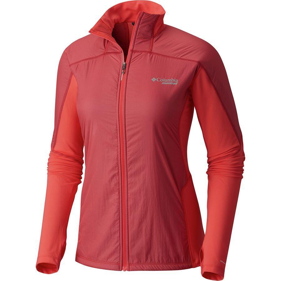 (取寄)コロンビア レディース カルドラド インサレーテッド ジャケット Columbia Women Caldorado Insulated Jacket Red Coral Translucent/Red Cor