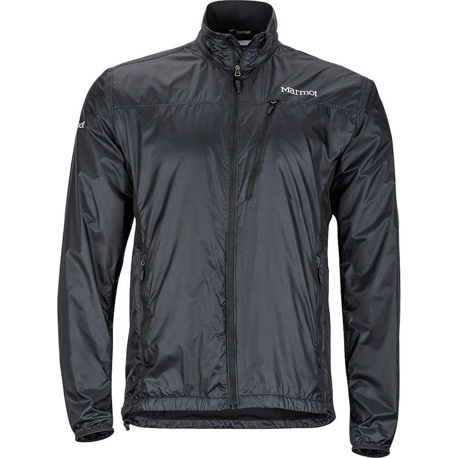 最高 (取寄)マーモット メンズ イーザー Black Jacket ドライクライム ジャケット Marmot Men's イーザー Ether DriClime Jacket Black, アトツーネットショップ:428a1468 --- lexloci.com.br