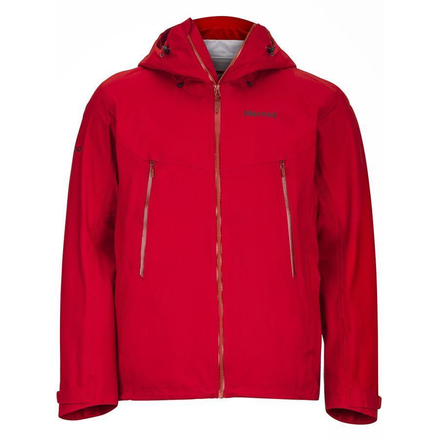 (取寄)マーモット メンズ レッド スター ジャケット Marmot Men's Red Star Jacket Team Red