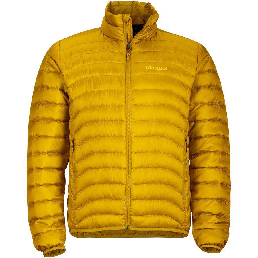 (取寄)マーモット メンズ トゥッルス ダウン ジャケット Marmot Men's Tullus Down Jacket Golden Palm