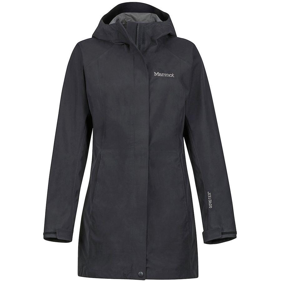 (取寄)マーモット レディース エッセンシャル ジャケット Marmot Women Essential Jacket Black