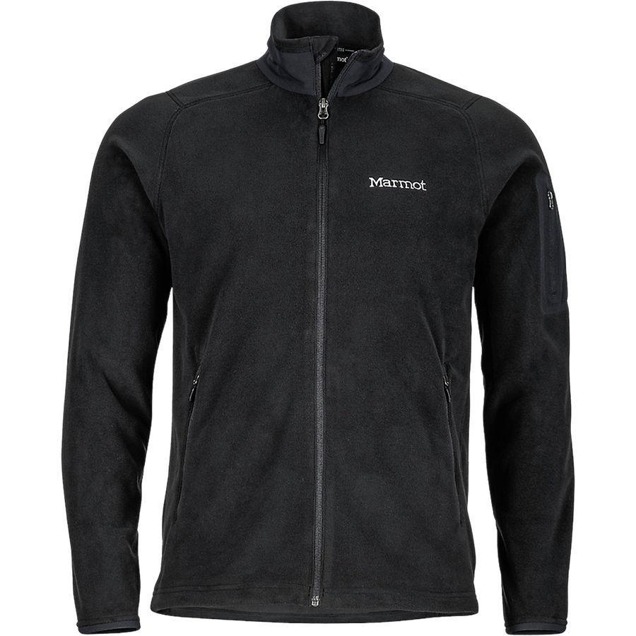 【即日発送】 (取寄)マーモット メンズ Jacket ジャケット リアクター フリース ジャケット Marmot Men's Reactor Reactor Fleece Jacket Black, グッドチョイス:1074c6b3 --- canoncity.azurewebsites.net