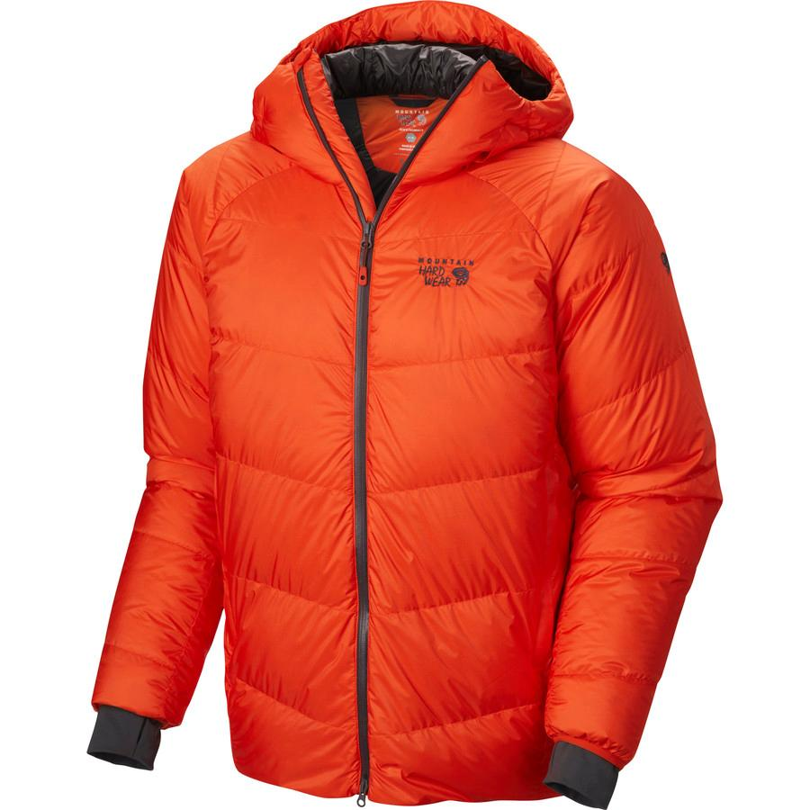 (取寄)マウンテンハードウェア メンズ ニラス ダウン ジャケット Mountain Hardwear Men's Nilas Down Jacket State Orange