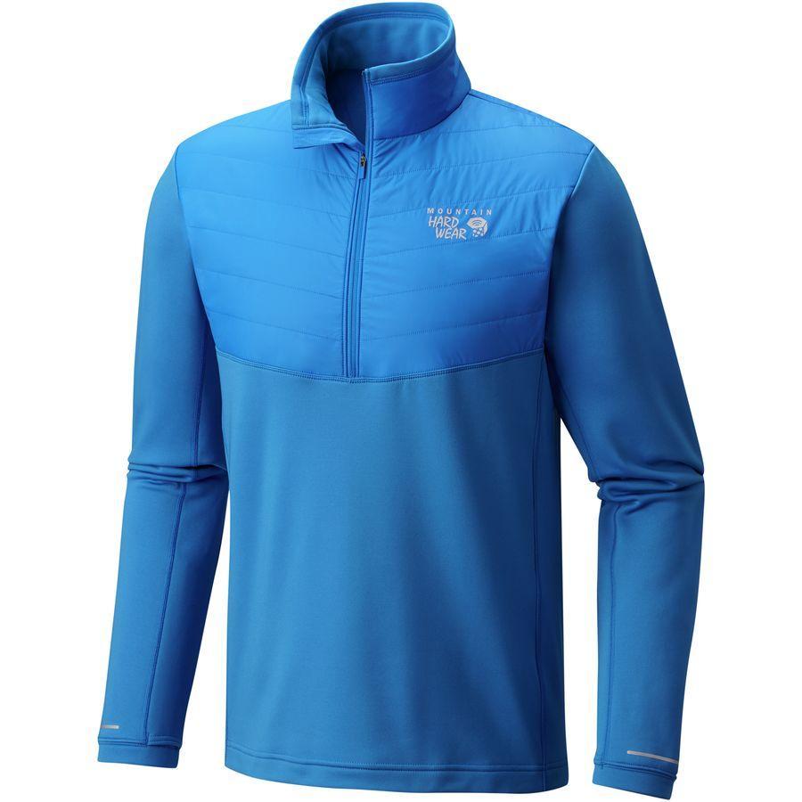 【メール便不可】 (取寄)マウンテンハードウェア メンズ 32ディグリー インサレーテッド1 Blue Insulated1/2-Zip/2-Zip- フリース ジャケット Mountain Hardwear Hardwear Men's 32 Degree Insulated1/2-Zip Fleece Jacket Altitude Blue, MOTOBLUEZ(モトブルーズ):70bfa7f7 --- canoncity.azurewebsites.net