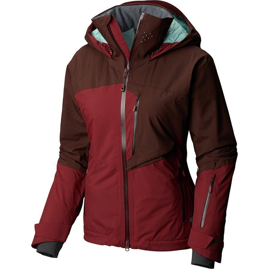(取寄)マウンテンハードウェア レディース ヴィンテルサーガ インサレーテッド ジャケット Mountain Hardwear Women Vintersaga Insulated Jacket Smith Rock