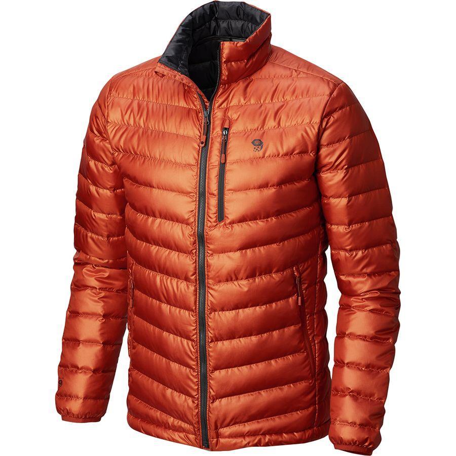 (取寄)マウンテンハードウェア メンズ ナイトロス ダウン ジャケット Mountain Hardwear Men's Nitrous Down Jacket Dark Copper