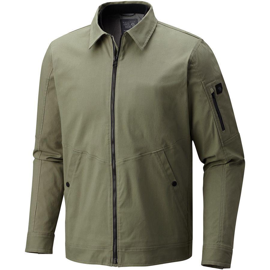 (取寄)マウンテンハードウェア メンズ ハードウェアー AP ジャケット Mountain Hardwear Men's Hardwear AP Jacket Green Fade