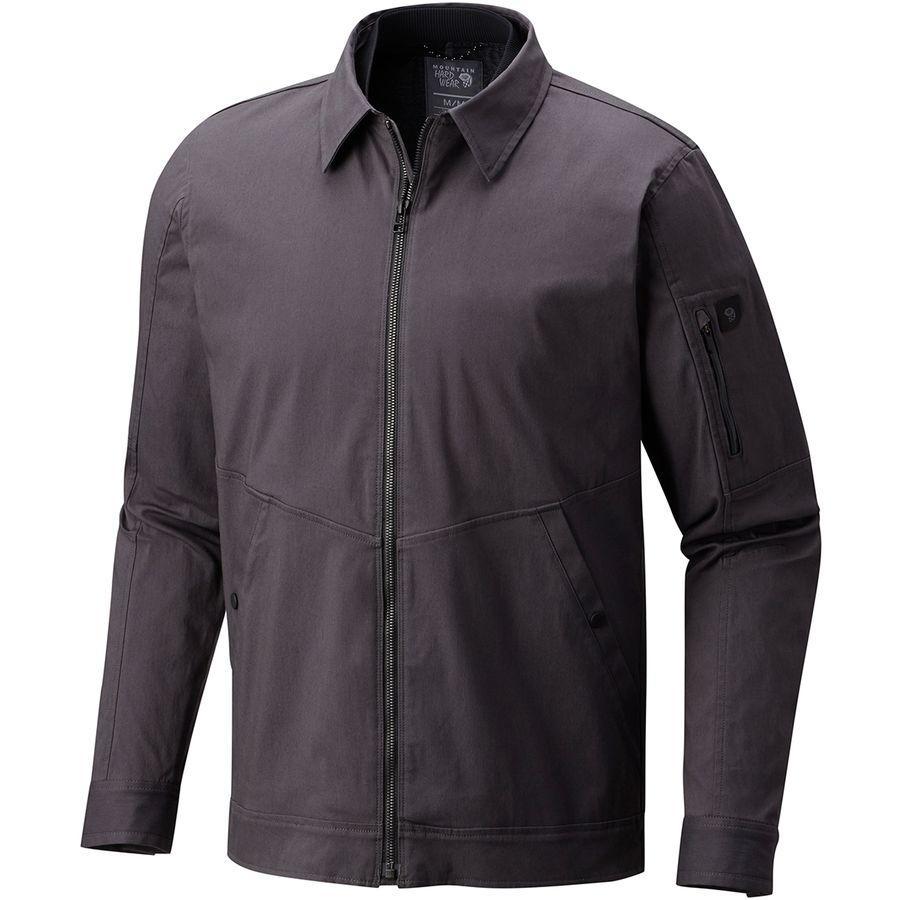 (取寄)マウンテンハードウェア メンズ ハードウェアー AP ジャケット Mountain Hardwear Men's Hardwear AP Jacket Shark