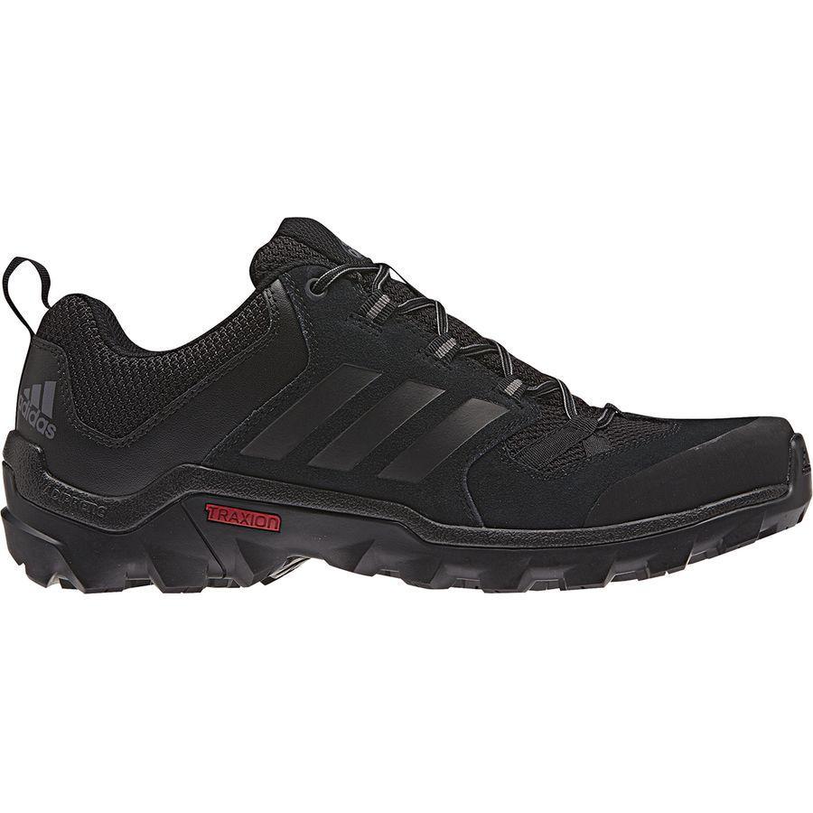 (取寄)アディダス メンズ アウトドア キャップロック ハイキングシューズ Adidas Men's Outdoor Caprock Hiking Shoe Black/Granite/Night Met
