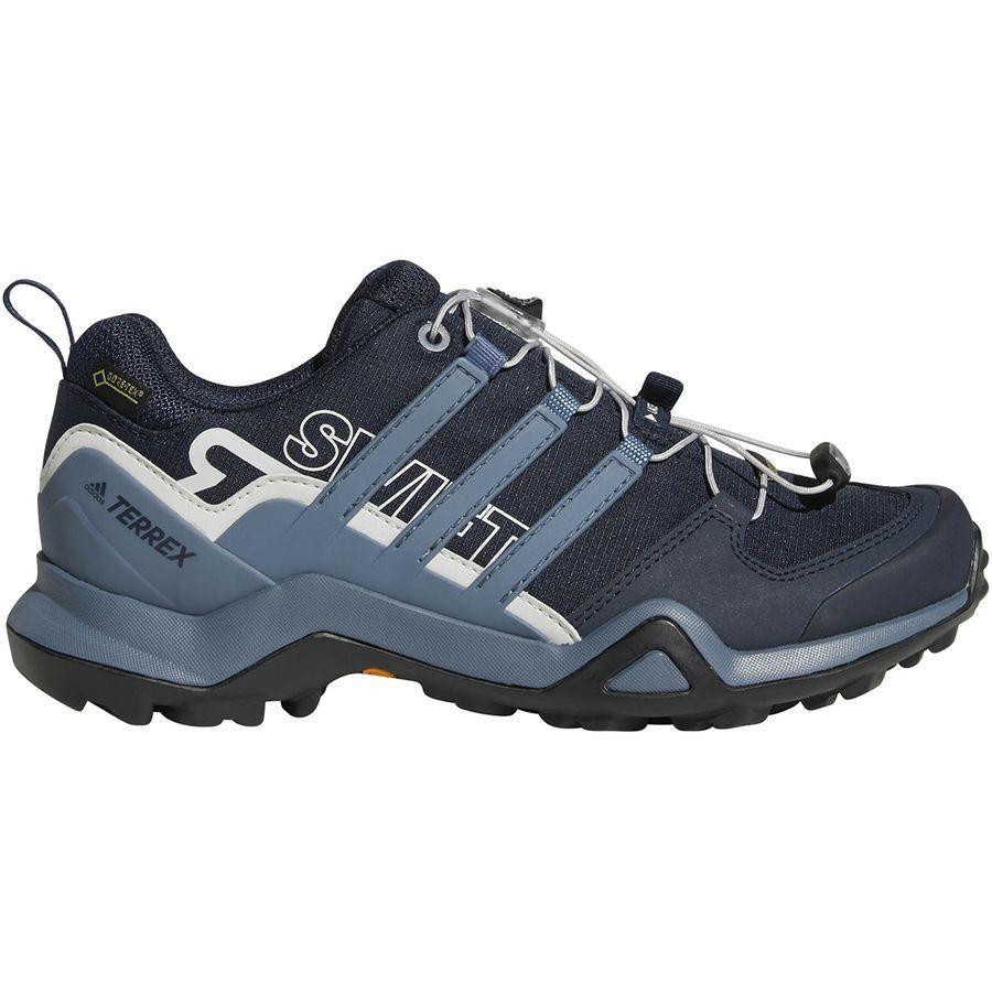 (取寄)アディダス レディース アウトドア テレックス スウィフト R2 Gtx ハイキングシューズ Adidas Women Outdoor Terrex Swift R2 GTX Hiking Shoe Legend Ink/Tech Ink/Grey One