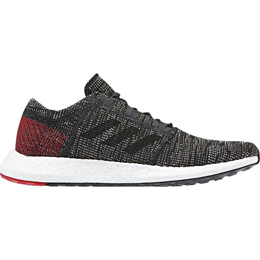 (取寄)アディダス メンズ ピュアブースト エレメント ランニングシューズ Adidas Men's Pureboost Element Running Shoe Core Black/Core Black/Scarlet